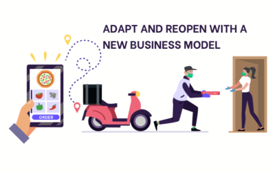 How to adapt & reopen with a new business model